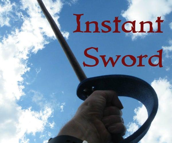 The Instant Sword