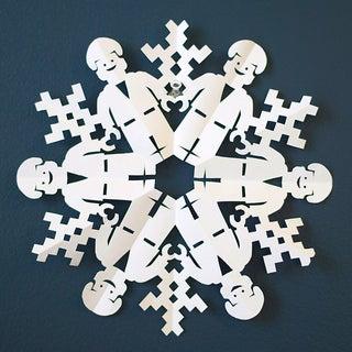 Pop Culture Snowflakes