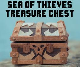 Sea of Thieves Treasure Chest