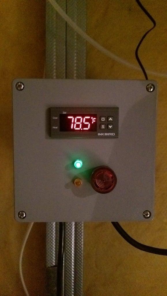 Aquarium Digital Temperature Controller
