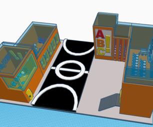 Tinkercad Project School