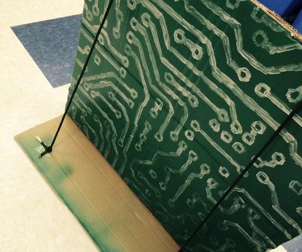 Circuit Board Decoration
