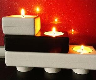 Lego Candlestick