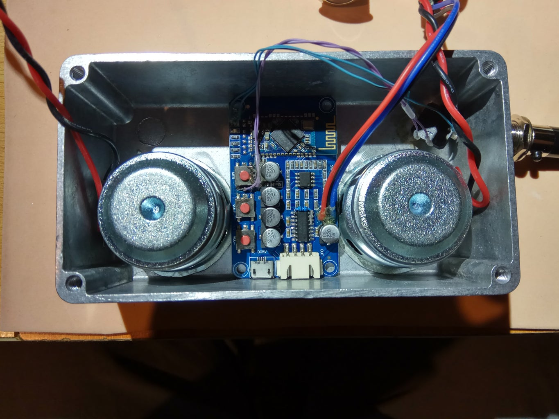 Preparing the Amplifier
