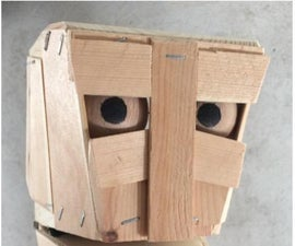 Simple Hand-Puppet-Construction