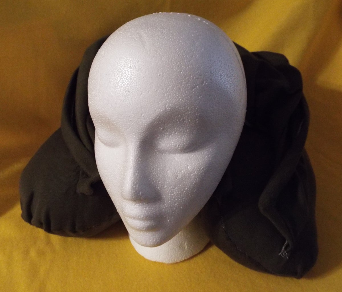 Aliens Dropship Pilot Helmet Hoodie Travel Pillow