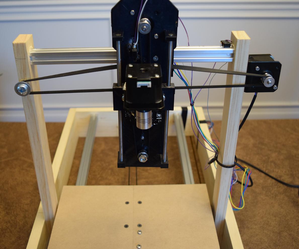 DIY Universal CNC Machine