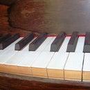 How to make a piano keyboard