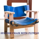 Spanish Chair Made With Plywood