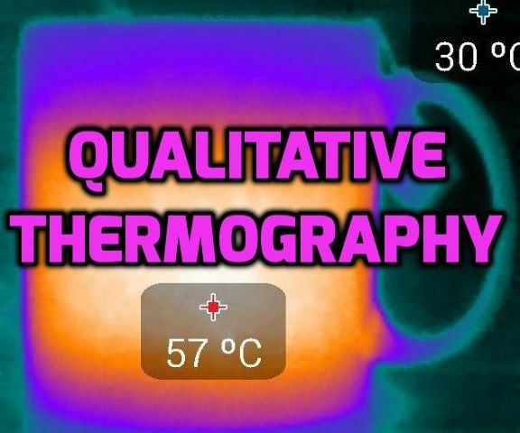 Basic (Qualitative) Use of a Thermal Imager.