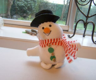 Snowmanthesizer - Thing a Day - Day 2