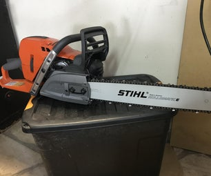 How to Use a Stihl Chainsaw Bar on a Husqvarna Saw