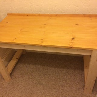 Build Your Own Desk, for Under �20 ($30)