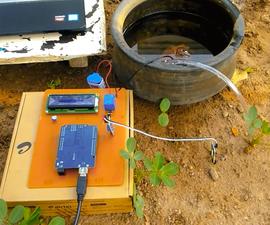 Water Irrigation System Using Arduino