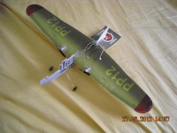My Homemade RC Plane