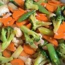 Easy mix vege