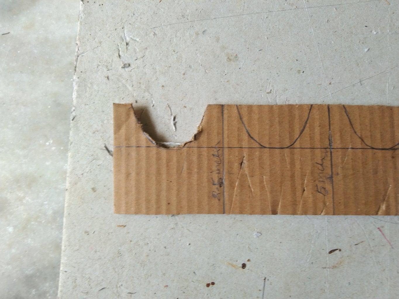 Making of Main Tray