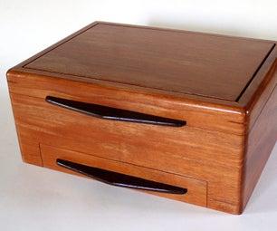 Jewelry Box Build by WoodSkills