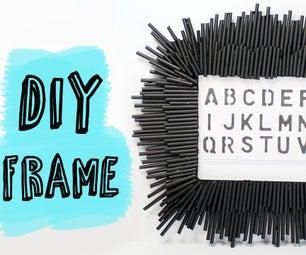 How to Make a Frame