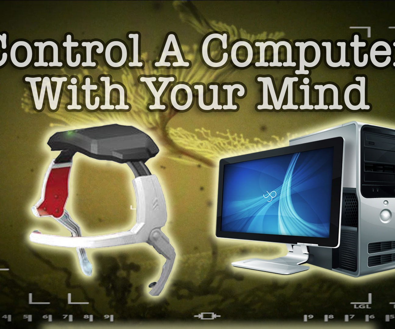 Control A Computer With Your Mind!