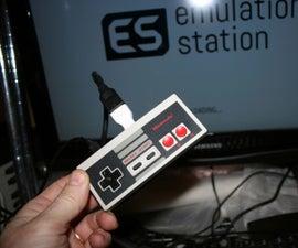 RetroPie Inside an NES Controller