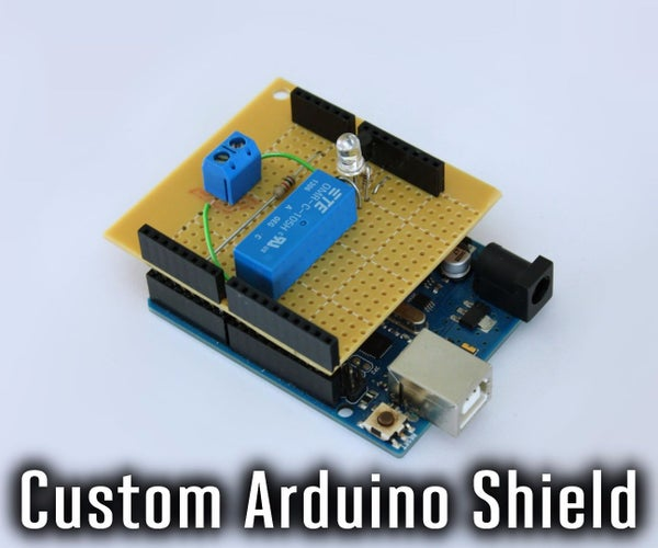 How to Make Custom Shields for Your Microcontrollers