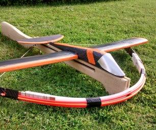 Crossbow Powered Glider