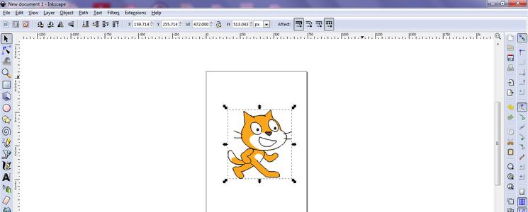 Scratch + Silhouette