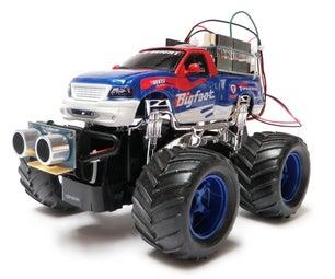 RC Car to Robot