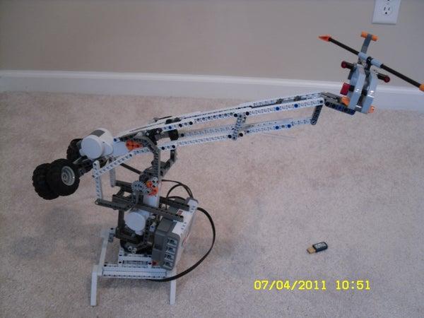 Lego Mindstorms NXT Flight Simulator