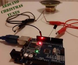 Arduino圣诞歌曲