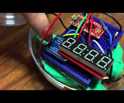 Electronic Dice Ball