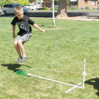 Easy Stomp Rocket
