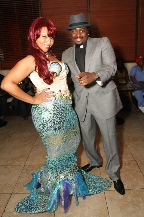 Curvy Mermaid