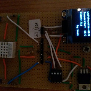 ATTiny85 Connects to I2C OLED Display - Great Things Can Be Small