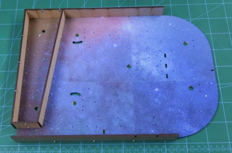 Assembling the Launchpad and the Drain