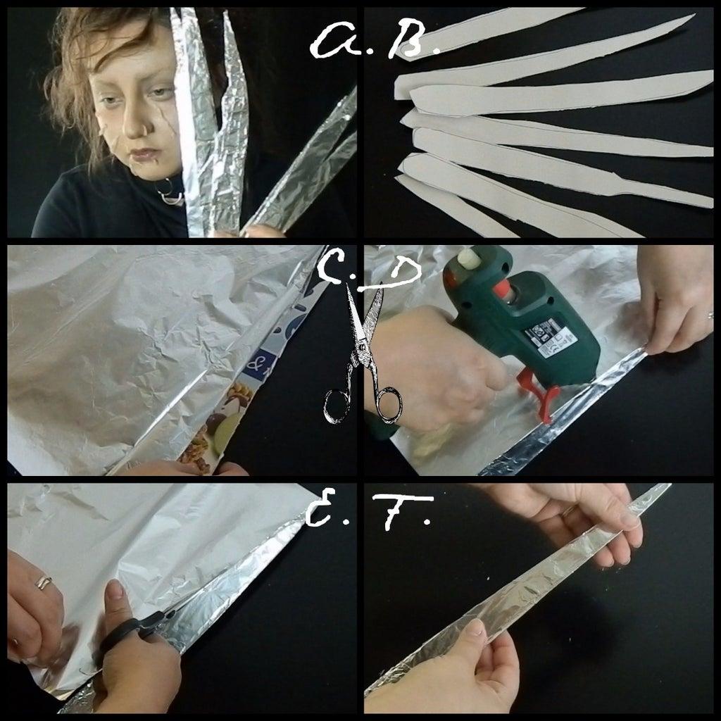 How to Make Scissors.