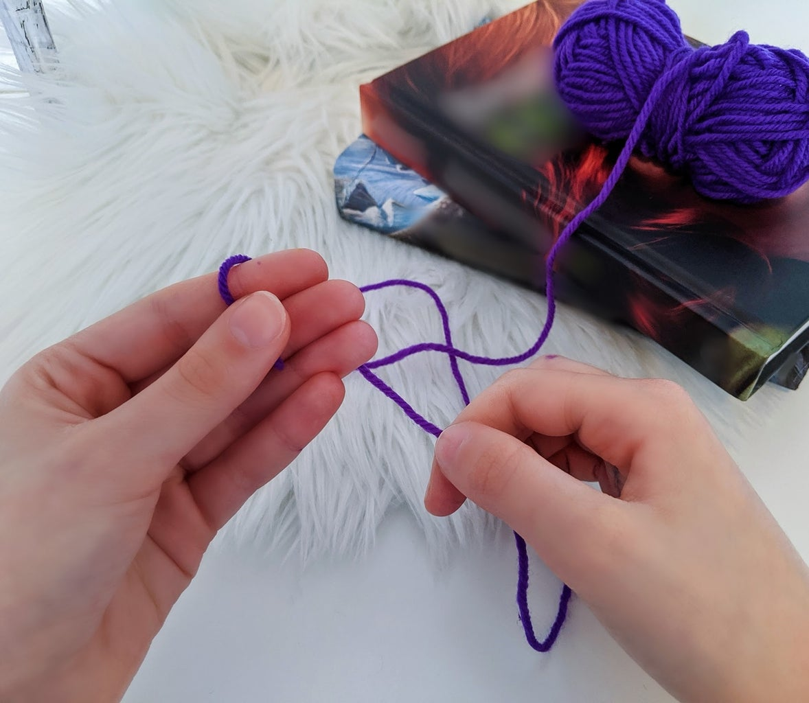 Wrapping the Yarn