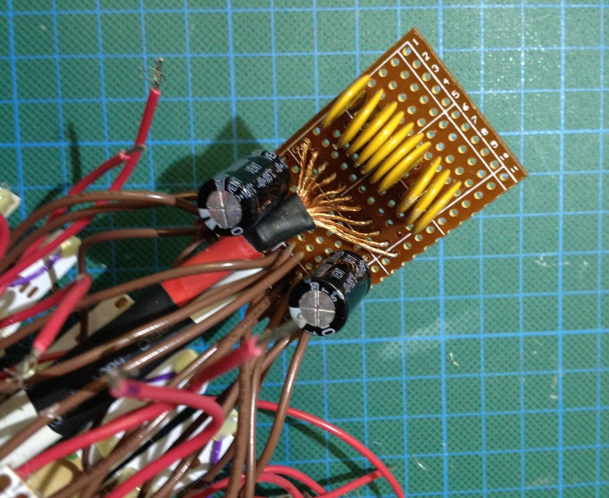LEDs Assembly Part 3