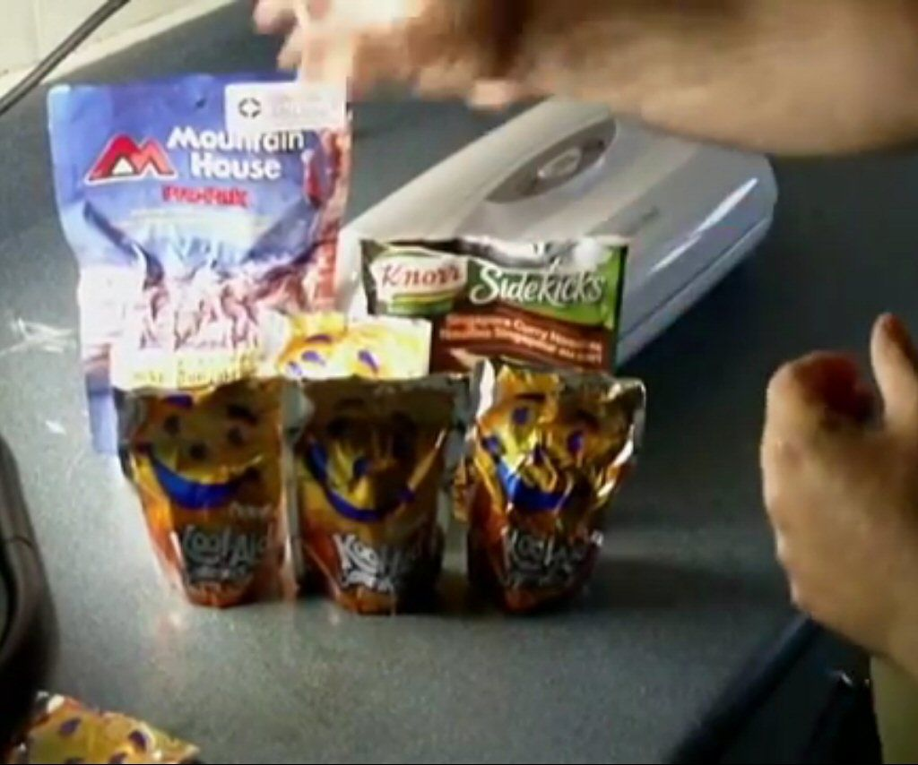 Make Your Own Mountain House Meals For Under Fifty Cents A Serving