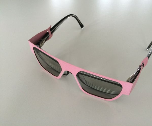 3D-glasses for Your Real Glasses