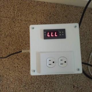 Sous Vide Oven Controller