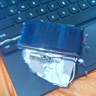 A Simple Solar Charger for Nickel/Metal Hydride and Alkaline AA Cells