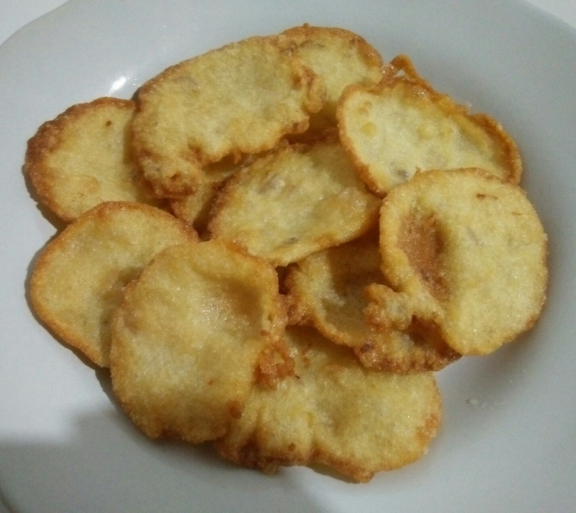 Fry the Flour Pt. 2