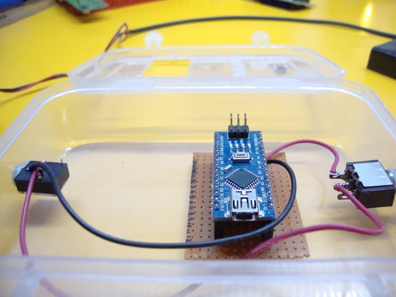 Start Connecting: the Power Supply
