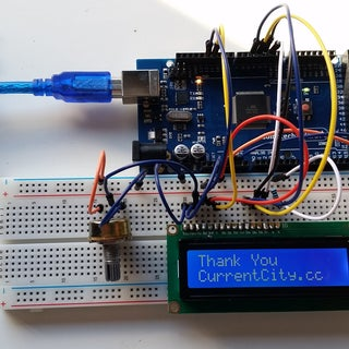 How to Connect Liquid Crystal Display(LCD) to Arduino