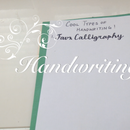 How to Write Handwriting Fonts