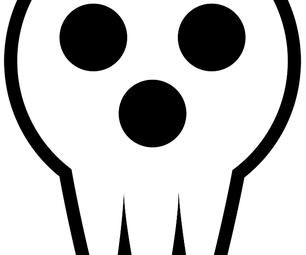 Souleater Death Mask 3d Model