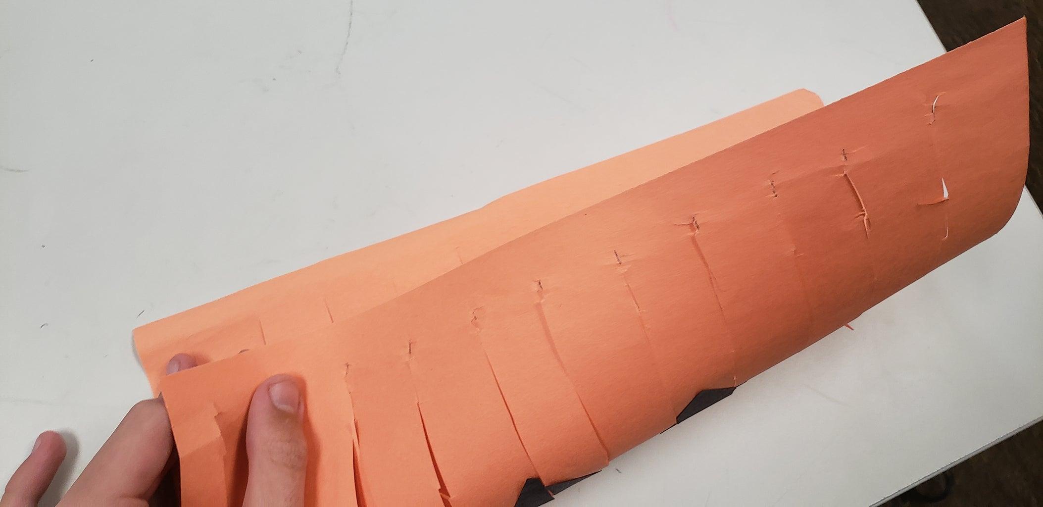 Step 8: Folding