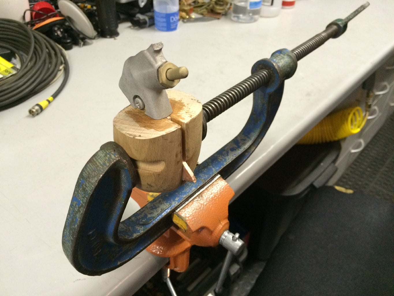 Wood for Grip
